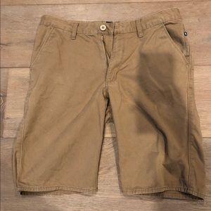 VANS Tan Shorts